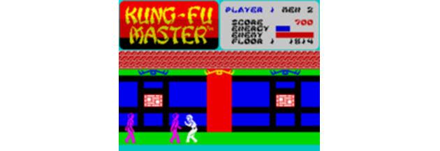 Kung-Fu Master 001492