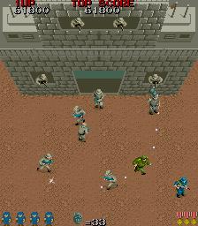 Bionic Comando Commando-9