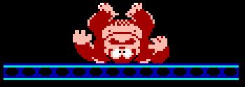 Donkey Kong 1981 Arcade Game DK