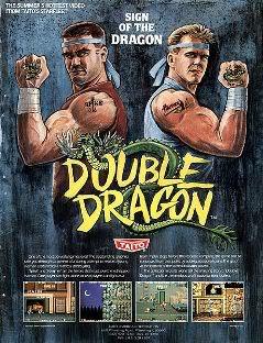 Double Dragon Ddragon_chirashi