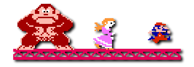 Donkey Kong 1981 Arcade Game TodosDK
