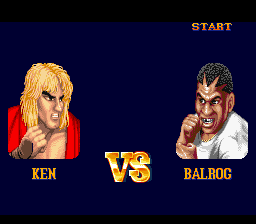 Analisis Street Fighter II Balrog1
