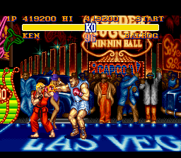 Analisis Street Fighter II Balrog2