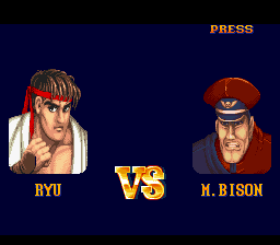 Analisis Street Fighter II Bison1