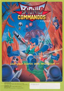 Bionic Comando Caratula_1987