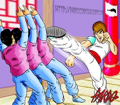 Kung-Fu Master Kungfupardo
