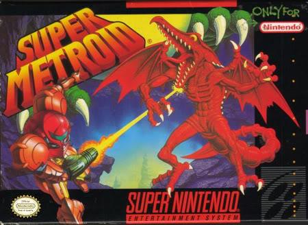 Analisis Super Metroid Metroid-1