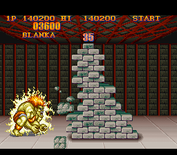 Analisis Street Fighter II Muro