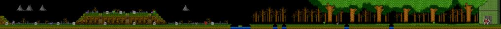 """Analisis  """"Ghosts'n Goblins""""  Nivel1e"""
