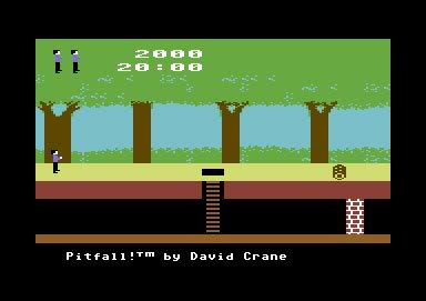 Pitfall! (1982) Pitfall-screenshot-3
