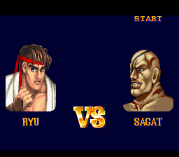 Analisis Street Fighter II Sagat1