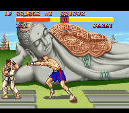 Analisis Street Fighter II Sagat2