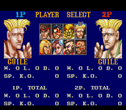 Analisis Street Fighter II Sombras1