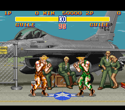 Analisis Street Fighter II Sombras2