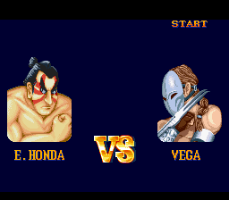 Analisis Street Fighter II Vega1