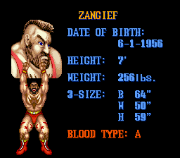 Analisis Street Fighter II Zangief1