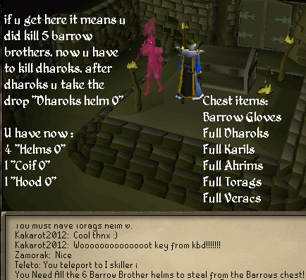 Barrows is Out + guide Barrows4