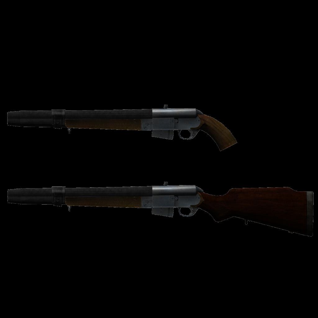 "Default: ""Clover"" Shotgun CloverShotgun2.png?t=1359140717"