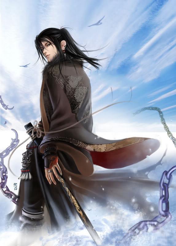 Characters: Human TakeshiSigara-1