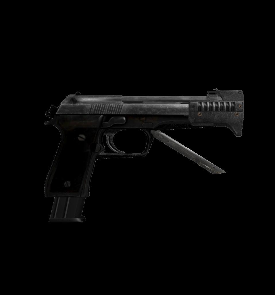 Militant Weaponry - Designed by Redman RunaBeretta2