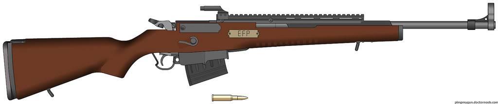 Weapons under development  Runasemiauto