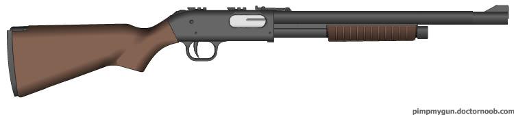 Militant Weaponry - Designed by Redman Spiltjaw_hunting_shotgun