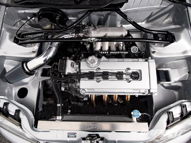 Fav Engine Bay 1992hondacivicmotor