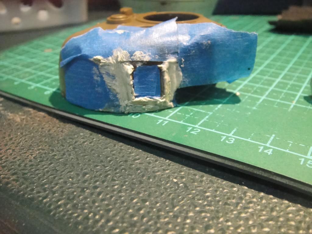 Passo A Passo Texturização de Metal Soldado DSC04798