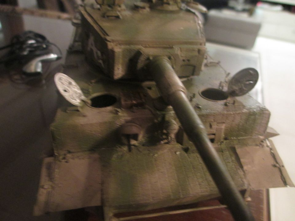 Mid Tiger  1/35 Tamiya/Dragon IMG_0551