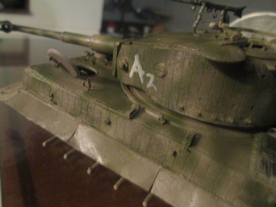 Mid Tiger  1/35 Tamiya/Dragon IMG_0552
