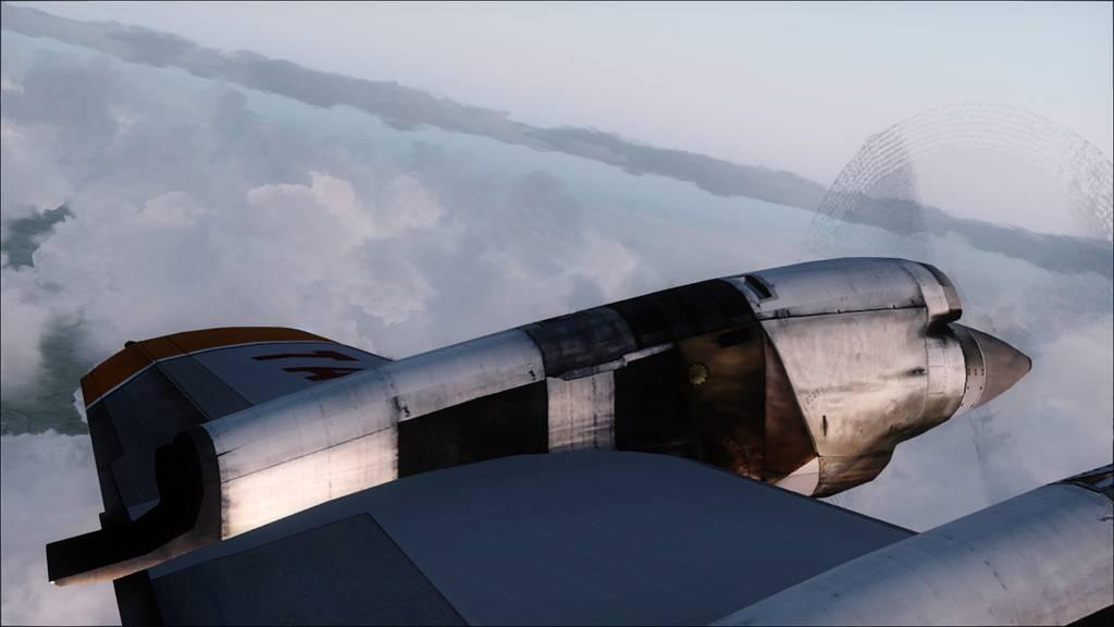 Electra TAA sobrevoando Austrália  2a
