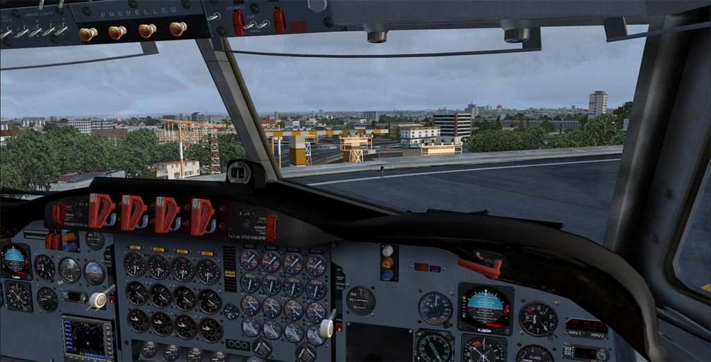 Electra II se preparando para decolar de Congonhas 9-18
