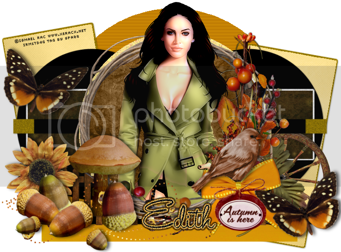 September Member of the Month Edith-autumnbeauty
