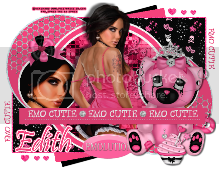September Member of the Month Edith-emocutie