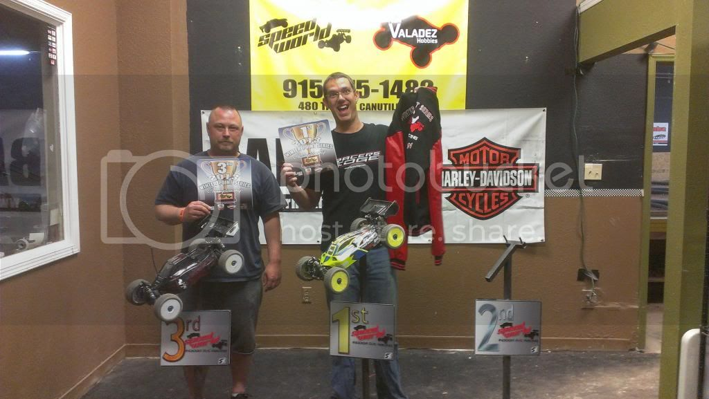 Speed World R/C Raceway WEEK 6 and FINAL 2013 WINTER POINTS SERIES RESULTS 8thScaleELECTRICBUGGY