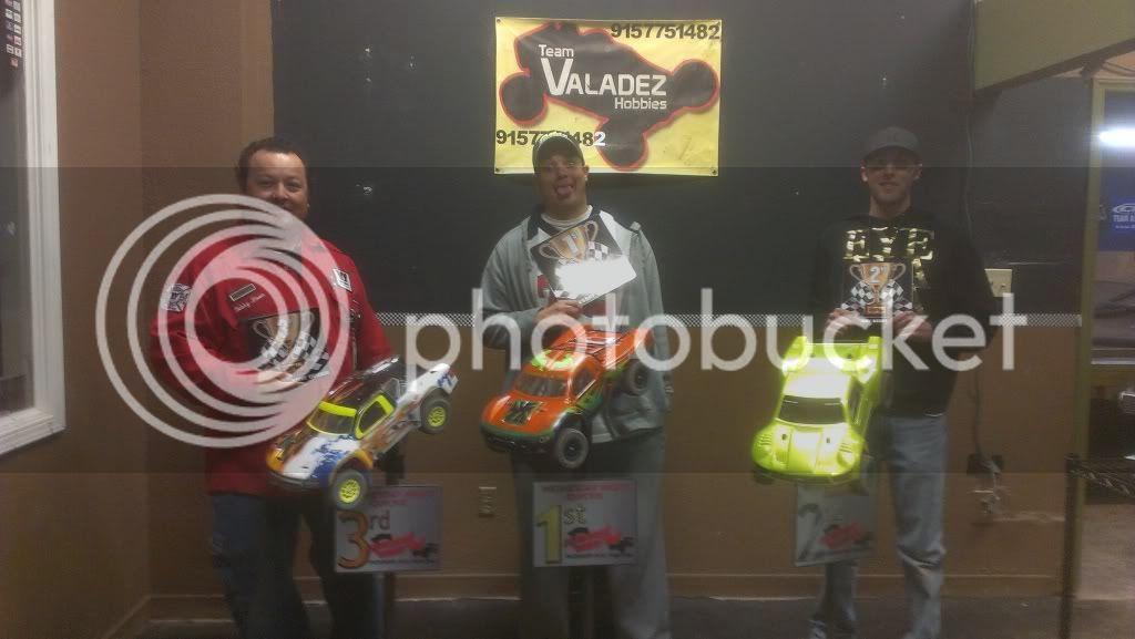 "2-27-2013 Wednesday Nite Quickie ""WNQ"" Race Results 4WDSHORTCOURSESPORTSMAN"