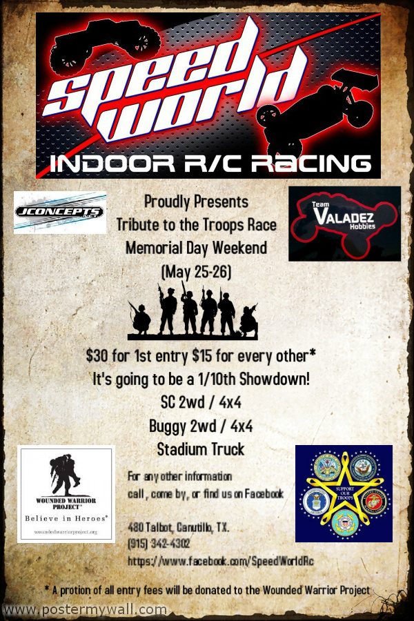 Tribute To The Troops Memorial Day Race May 25-26, 2013 SWTT3