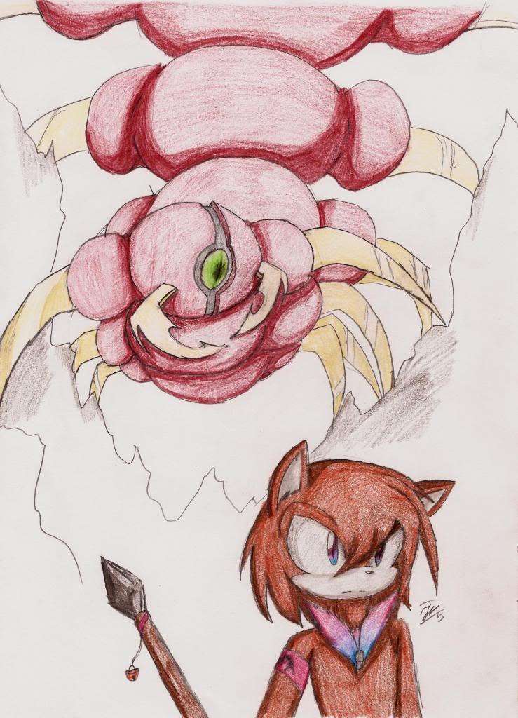 ♥ Random/free/ Art dump of Y-Tiger/Doom ♥ -Closed- - Page 3 Ahedgehogandhispet-colored-_zps3a04c81d