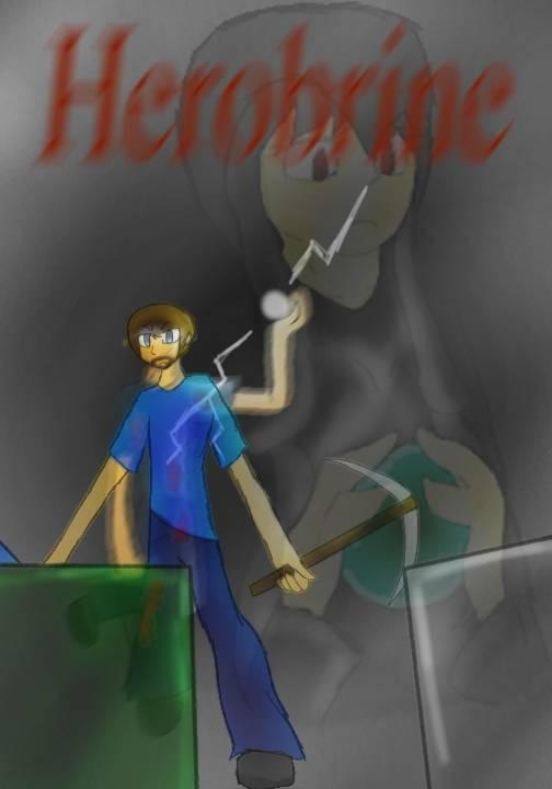 ♥ Random/free/ Art dump of Y-Tiger/Doom ♥ -Closed- - Page 2 MinecraftHerobrine1_zps142534fd