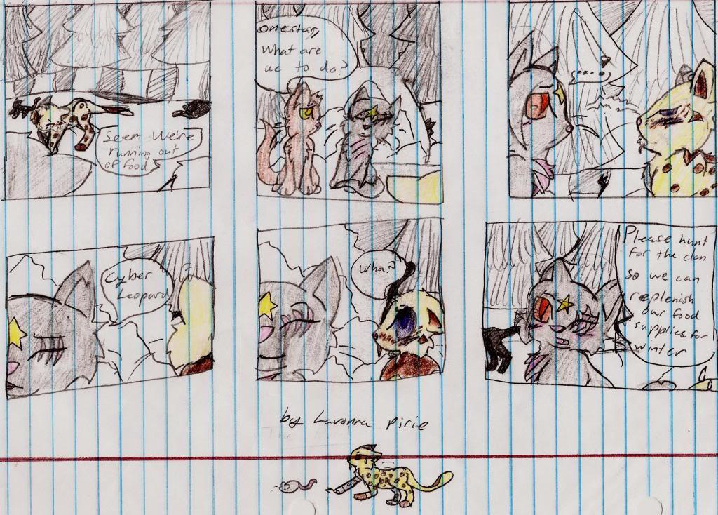 ♥ Random/free/ Art dump of Y-Tiger/Doom ♥ -Closed- - Page 4 Warriorsrandomnesscomic_zps8c91ffa7