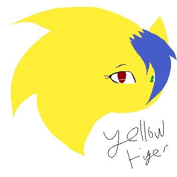 ♥ Random/free/ Art dump of Y-Tiger/Doom ♥ -Closed- - Page 4 Yellowtigericon2_zpsce253d92