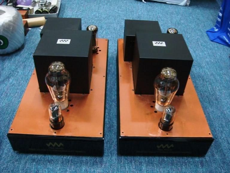 Alps Music Audio Note Mono Block 300B Power Amplifier (Used) AN300B1