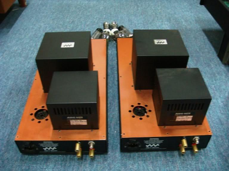 Alps Music Audio Note Mono Block 300B Power Amplifier (Used) AN300B3