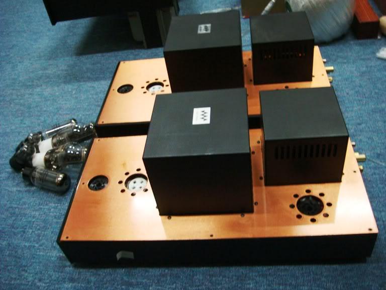 Alps Music Audio Note Mono Block 300B Power Amplifier (Used) AN300B5