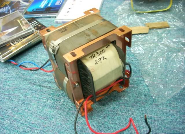 Alps Music Audio Note Mono Block 300B Power Amplifier (Used) ANTR300