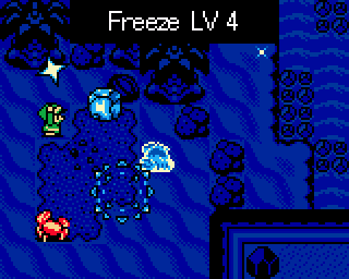 Map Snapshots of Me ZeldaGame Zelda-Freeze-Magic