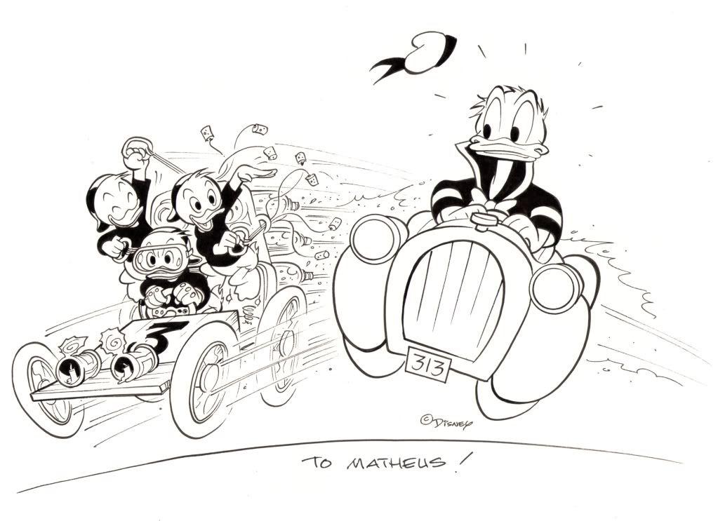 Coleção de gibis (Disney) - Página 6 Donald