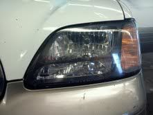headlight lens repair extremely cheap! Mail2