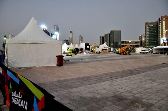 Yasalam Abu Dhabi- DC? Fanzone20114