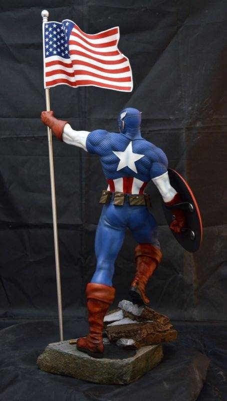 [XM Studios] Captain America - 1/4 scale statue - LANÇADO!!!! Image_zps5ce41f80